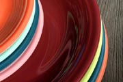 Reflections on Fiestaware
